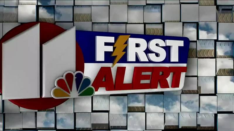 KCBD News at 6 forecast 09/27/2021