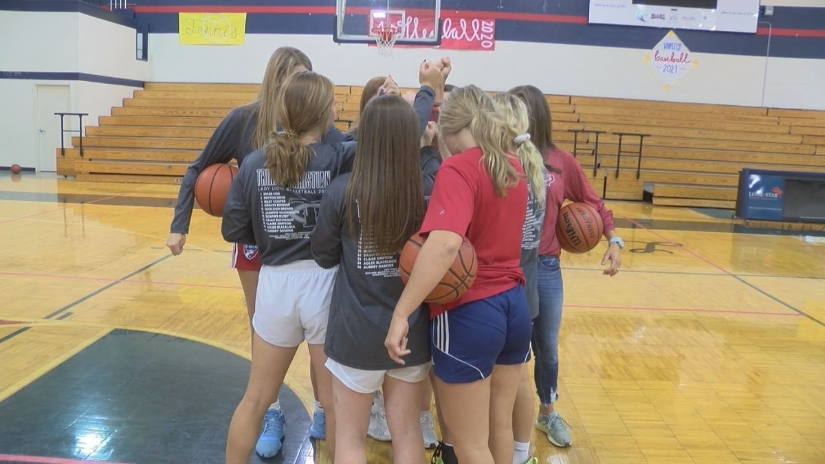 I Beat Pete: facing the State Champion Trinity Christian Lady Lions