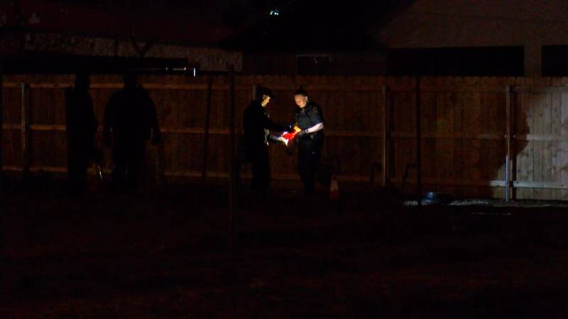 Police say an attempted robbery turned into a shooting in the 300 block of Sherman Avenue on...