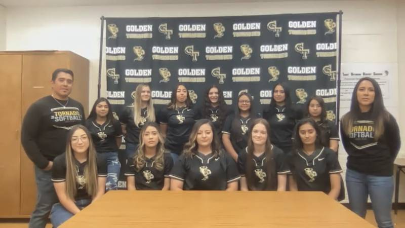 The third Extra Innings Team of the Week is the Lamesa Golden Tornadoes.