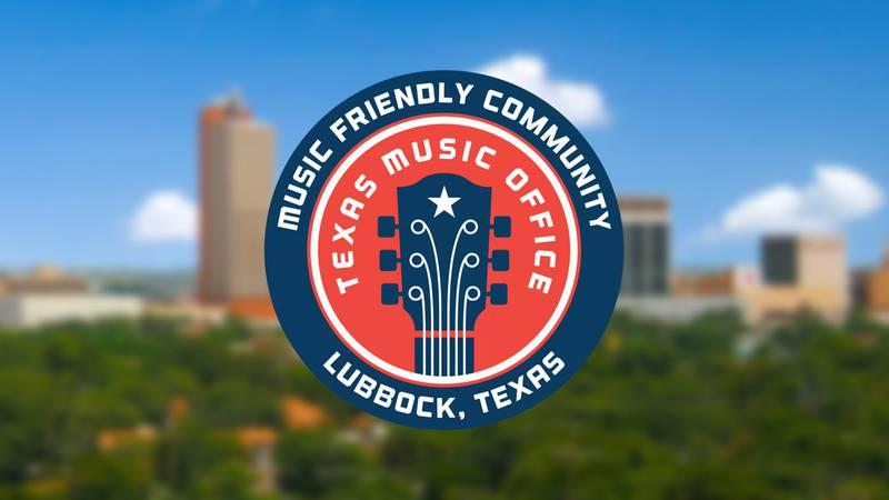 """Music Friendly Community"" Lubbock, Texas"