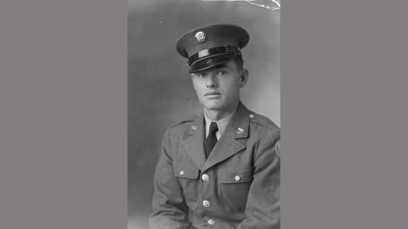 U.S. Army Air Corps Staff Sergeant Harvey Lee Cartrite