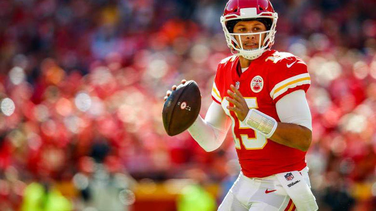 Patrick Mahomes throws 50th touchdown pass (Source: Kansas City Chiefs)