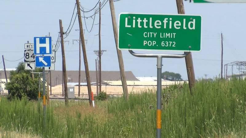 Littlefield city limits