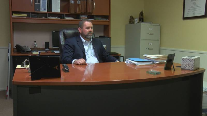 Defense Attorney Rusty Gunter says certain criminal cases are on hold pending the results of...
