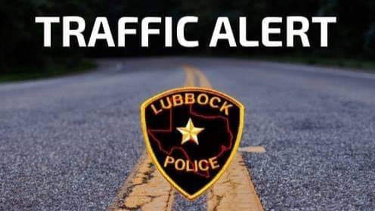 Lubbock Police Traffic Alert