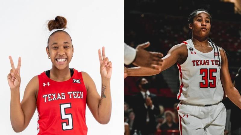 "Senior guard Jo'Nah ""Boogie"" Johnson and sophomore guard Alexis Tucker announced on their..."